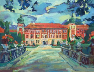 """The Palace in Łańcut - Poland"" Ihor Yurchenko"